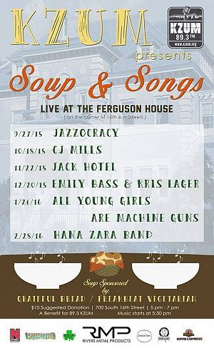 soup and songs 2