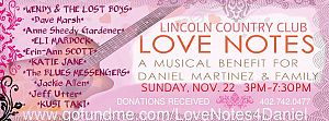 love notes benefit