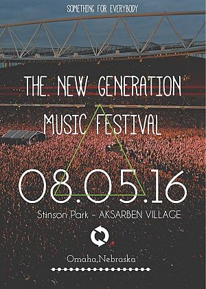 new generation music festival