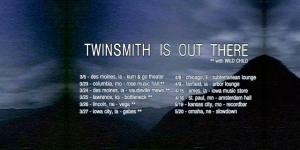 twinsmith tour