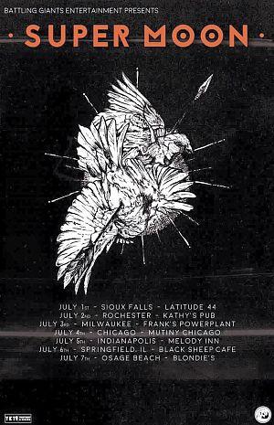 super moon tour calendar july
