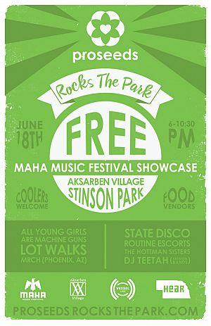 2016 Omaha Proseeds Rocks The Park Poster-01