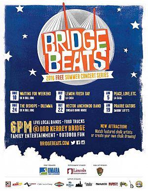 bridge beats 2016 poster