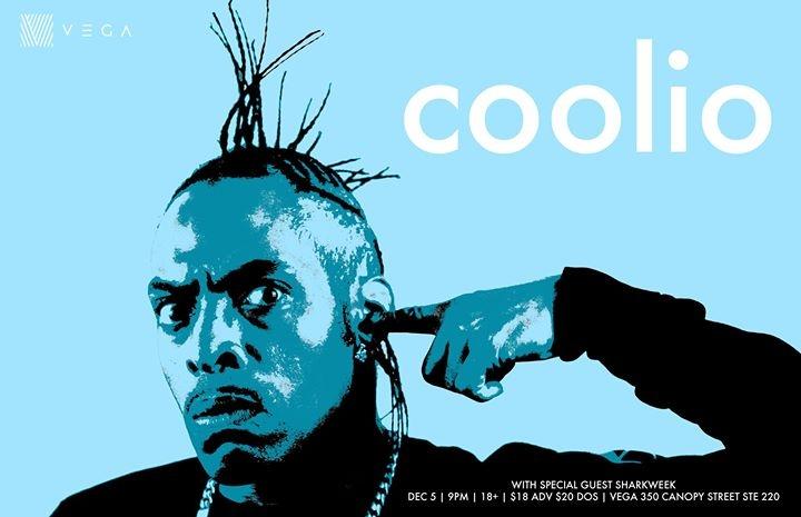 coolio 2016