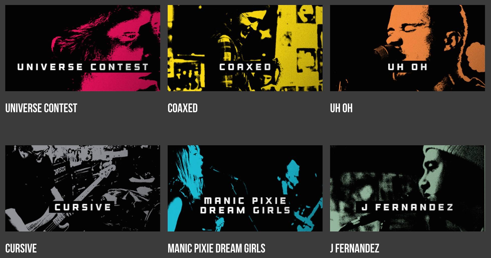 Fat Wreck Tour at Slowdown; New mass release of Live At Ou0026#39;Leaveru0026#39;s recordings; Blitzen Trapper ...