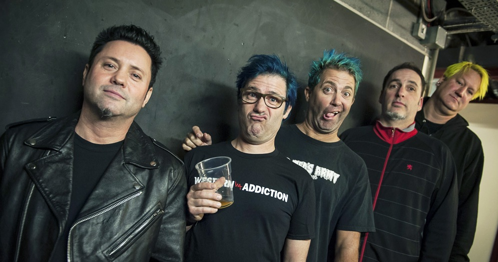 Lagwagon S Joey Cape Jumps Back Into The Pit Q Amp A