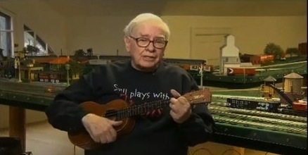 The Billionaire and the Ukulele: Warren Buffett's Lifetime