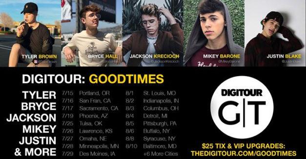 Good Times Tour Digi