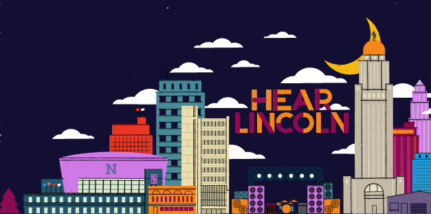 Hear lincoln concert series returns to tower square no for Fish store lincoln ne