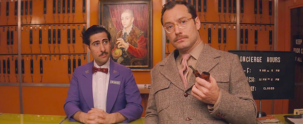 The Grand Budapest Hotel And Wes Anderson S Most Beautiful